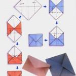 Как сделать конверт?