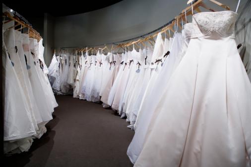 Свадебное платье как выбрать