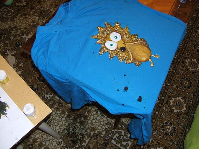 Как отстирать гель лак с одежды