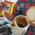 Как отмыть накипь