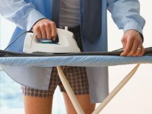 Как гладить пиджак