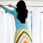Как стирать шторы, чтобы они дольше вам служили