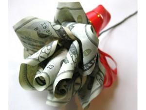 как подарить прикольно деньги