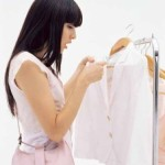 Как стирать платье