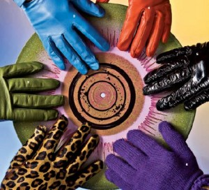 Как стирать перчатки