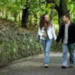 Как следует вести себя с девушкой на первом свидании