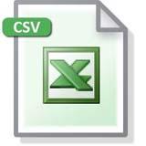 чем открыть CSV файл