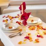 Как сделать романтический ужин дома