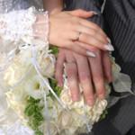 На какой руке носят обручальные кольца?
