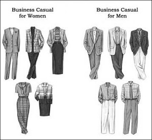 Что такое дресс-код в офисе?