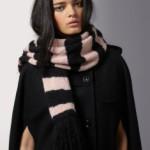 Узнайте, как связать спицами шарф просто и быстро