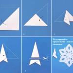 Зимнее кружево у вас дома: как сделать снежинки своими руками