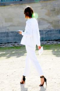 белый пиджак фото