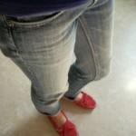 Красные мокасины: с чем носить, чтобы выглядеть стильно?
