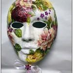 Как сделать маску из картона к Новому году и другим праздникам