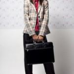 С чем носить клетчатый пиджак? Кантри-стиль, тартан и гусиная лапка