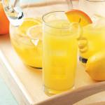 Готовим апельсиновый лимонад в домашних условиях