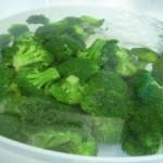 Как заморозить брокколи?