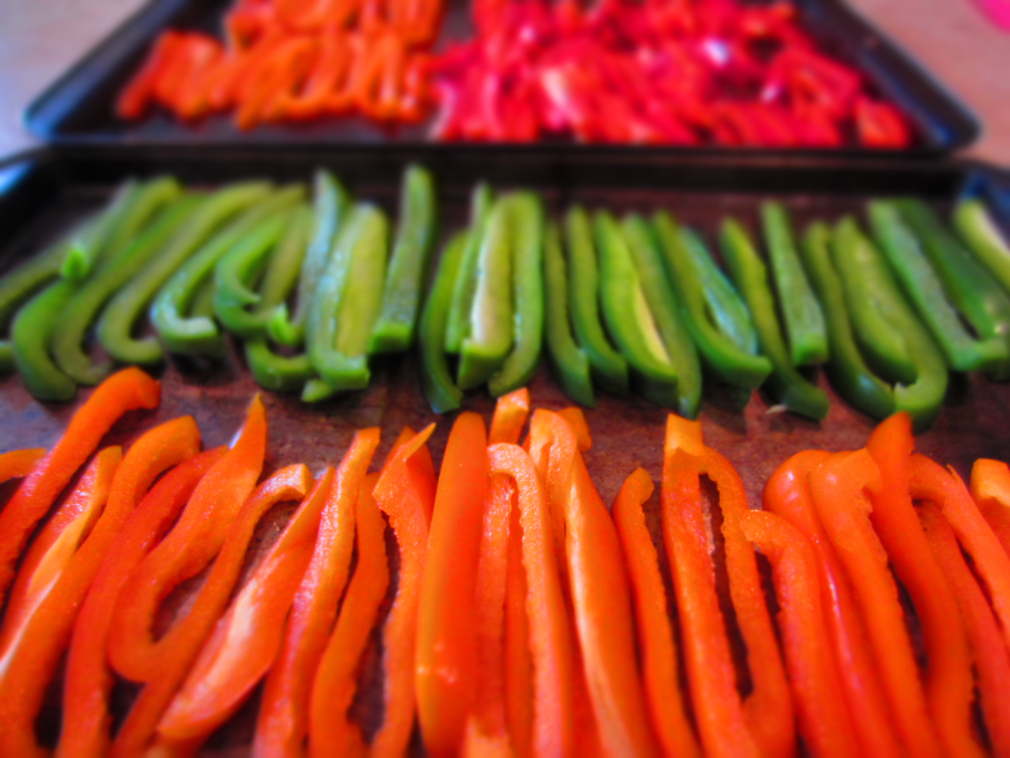 Заморозка овощей на зиму в домашних условиях 7