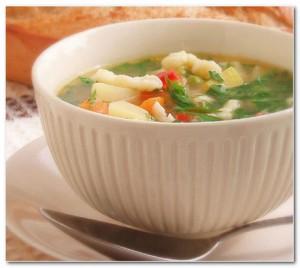 Куриный суп в мультиварке панасоник