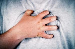 Жжение и боль в груди