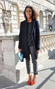 Какие пальто в моде
