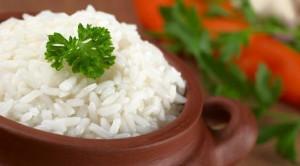 как варить рис на гарнир