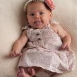 Что умеет малыш в 4 месяца
