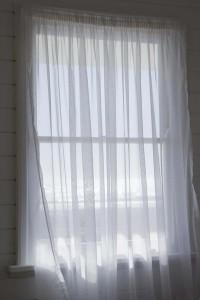 Как в домашних условиях отбелить тюль