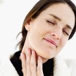 Першение в горле: как лечить?