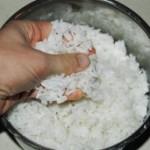 Как варить рис для роллов правильно?