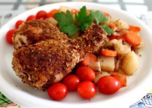 Что приготовить из курицы в мультиварке