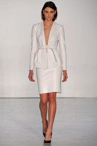 юбка белого цвета фото