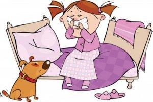 Влажный кашель лечение