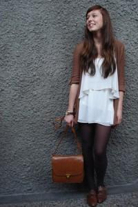сумка коричневого цвета фото