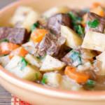 Как приготовить в мультиварке тушеную картошку с мясом