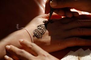 Временные татуировки в домашних условиях