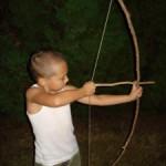Делаем лук и стрелы своими руками