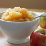 Как сделать яблочное пюре на зиму