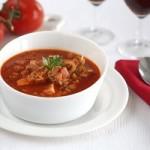 Готовим томатный суп в мультиварке