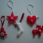 Мягкие новогодние игрушки своими руками