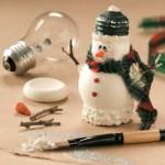 Новогодние игрушки своими руками 2014