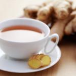 Как приготовить чай с имбирем для похудения