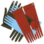 Как постирать кожаные перчатки?