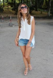 длинная блузка фото
