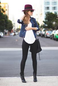 джинсовый пиджак фото