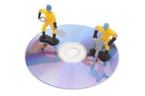 Как очистить диск от царапин