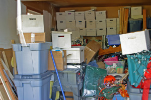 Как избавиться от беспорядка в гараже