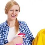 Как отстирать масло с одежды
