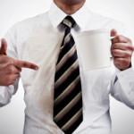 Как отстирать кофейные пятна